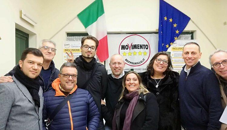 """Venerdì 19 gennaio alle 18.30, il gruppo di Cercola in Movimento incontra la cittadinanza per illustrare e discutere il """"REDDITO DI CITTADINANZA"""""""