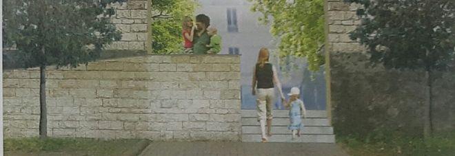 San Giorgio a Cremano, restyling del Parco dell'Anima: riapertura entro maggio alla scuola e alla città