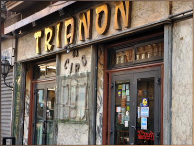 NAPOLI VELATA ARRIVA IN PIZZERIA: IL 24 GENNAIO LA PRESENTAZIONE AL TRIANON