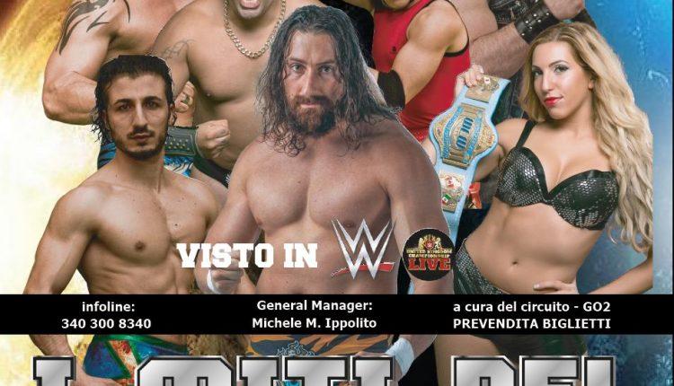 """""""I Miti del Wrestling: Tempesta su Napoli"""",  il 4 febbraio i miti del wrestling tornano a Napoli"""