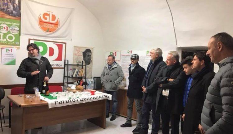A Cercola i vertici di Forza Italia brindano col Pd. Nella nuova alleanza anti-Fiengo anche l'ex sindaco Pasquale Tammaro?
