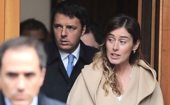 """LE ELEZIONI DI MARZO – MatteoRenzi: """"Mi candido in Campania, Lombardia e a Firenze, anche la Boschi candidata in più posti"""""""