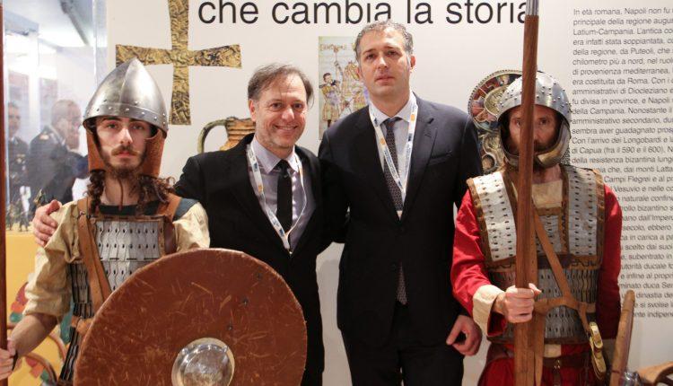 A Napoli una mostra eccezionale sui Longobardi:fino al 25 marzo al Museo Archeologico, con l'apertura delle nuove sale