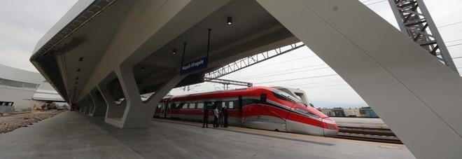 Accordo con le Ferrovie dello Stato: al via i lavori per la Tav Napoli-Bari col Consorzio Salini Impregilo – Astaldi