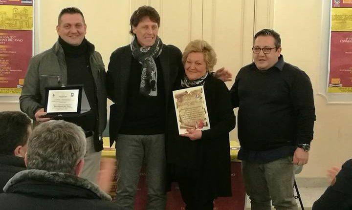 PREMIO ALFONSO GALLO – A Portici le eccellenze del commercio e dell'artigianato targate Borgo Antico Portici