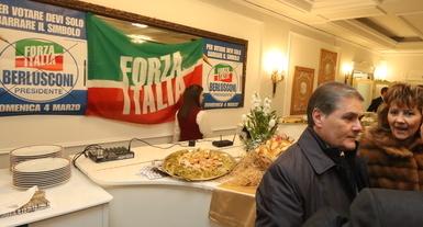 Cena targata Na per Forza Italia: a Villa D'Angelo per l'autofinanziamento al partito