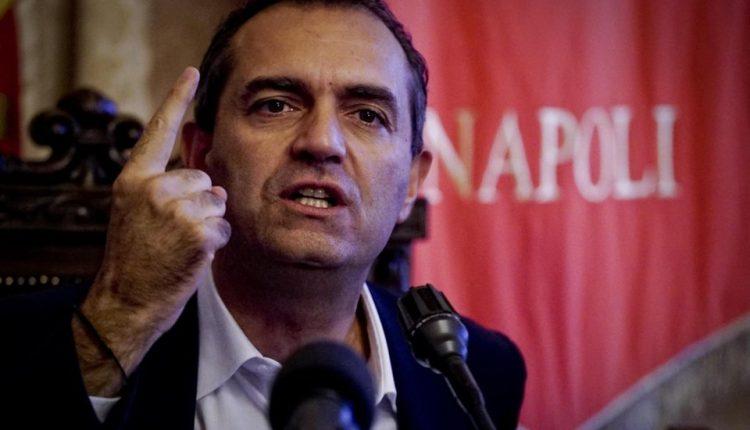 Salvini a Napoli, la risposta di de Magistris: «Spero non sia una passerella»