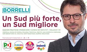Banner Emilio Borrelli
