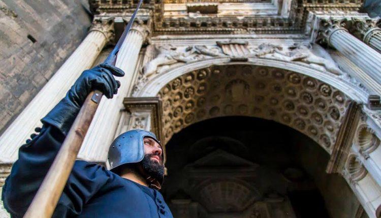 1443-2018: una settimana di eventi al Maschio Angioinoper ricordare l'ingresso trionfale di Alfonso d'Aragona a Napoli