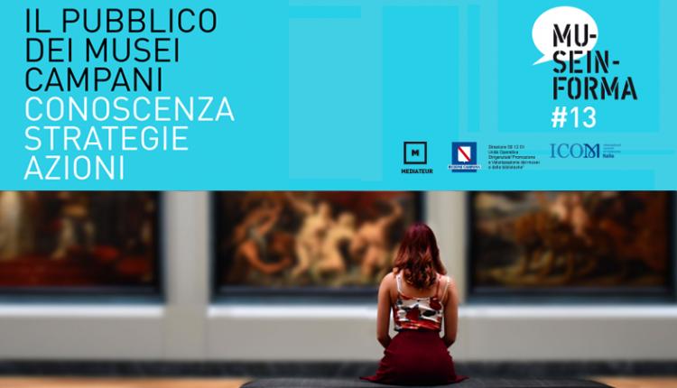 """I musei campani conoscono il proprio pubblico? l Pubblico dei musei campani"""" è il tema centrale del progetto di ricerca informazione e divulgazione dedicato ai musei, promosso dalla Regione Campania – Direzione Generale """"Politiche Culturali e Turismo"""