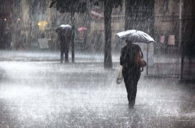 Torna il maltempo in Campania, allerta pioggia dalle 6 di domani