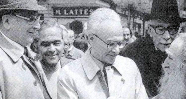 Morto a Napoli il leader storico del Pci e giornalista Abdon Alinovi