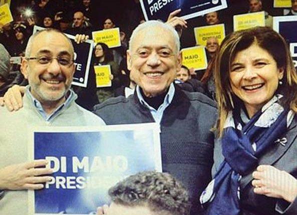 VERSO IL VOTO DEL 4 MARZO – Don Peppino Gamberdella e il suo vice parroco tifano 5Stelle, il centro destra cittadino scriver alla Curia