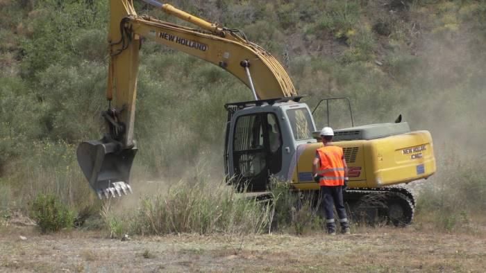 Bonifica cava Ranieri sul Vesuvio, si va verso totale rimozione dei rifiuti