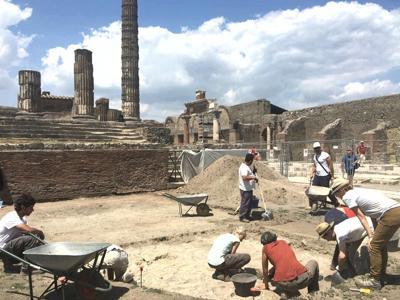 Cantieri a rischio paralisi negli Scavi di Pompei per il licenziamento di 16 fuzionari, l'appello dei sindacati