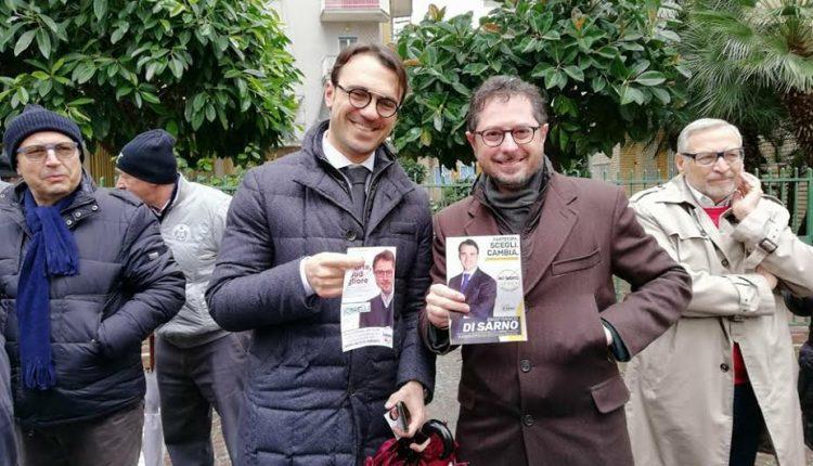 Gianfranco Di Sarno (M5stelle) in Parlamento: fuori tutti i partiti