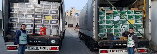 Dalla Germania a Napoli: interrotto traffico di olio lubrificante in nero