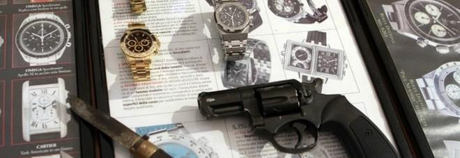 AMilano a caccia di Rolex: arrestati quattro rapinatori napoletaniin trasferta