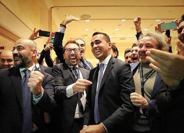 Elezioni 2018, tutta la Campania a 5 Stelle al Governo