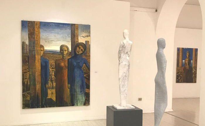 """""""Algeria Terra infinita"""" a Napoli  Migrazione e nomadismo, a Castel dell'Ovo fino al 2 al 26 marzo"""