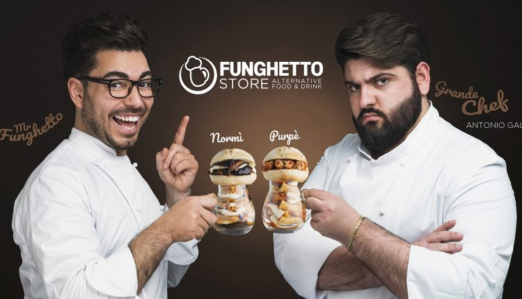 """Nasce il Funghetto Salato e la tradizione diventa """"alternativa""""… un altro successo di Mr. Funghetto Mariano Improta"""