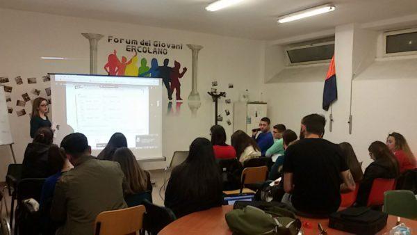 Aria di novità al Forum Giovani di Ercolano: in vista nuove attività per i giovani e per la città