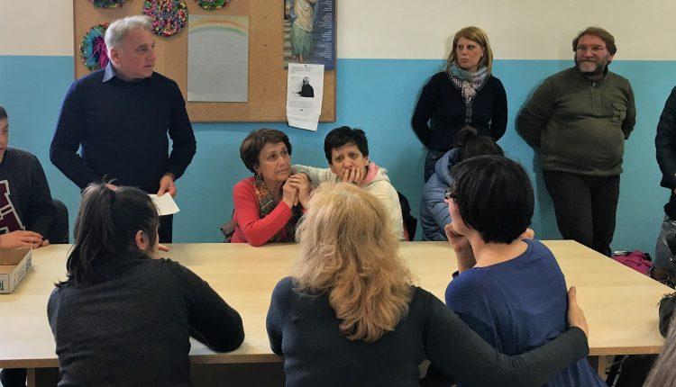 """A SANT'ANASTASIA – """"Grzie per la sede"""" i ragazzi della Mir scrivono una bella lettera al sindaco"""