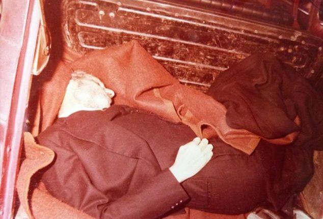 Aldo Moro  presto l'intitolazione dell'aula consiliare  al presidente martire