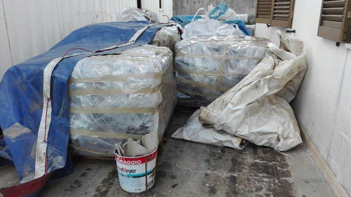 Terra dei Fuochi: blitz interforze nel Nolano:Scoperte 30 tonnellate di amianto, multe per circa 325mila euro
