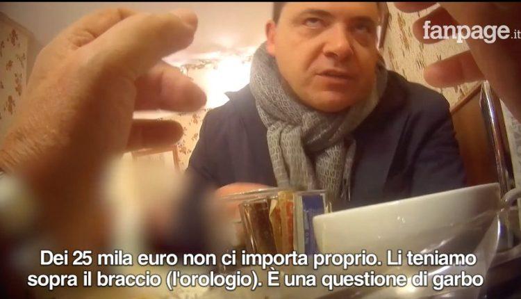 Inchiesta Fanpage, Rory Oliviero si autosospende da consigliere comunale a Ercolano