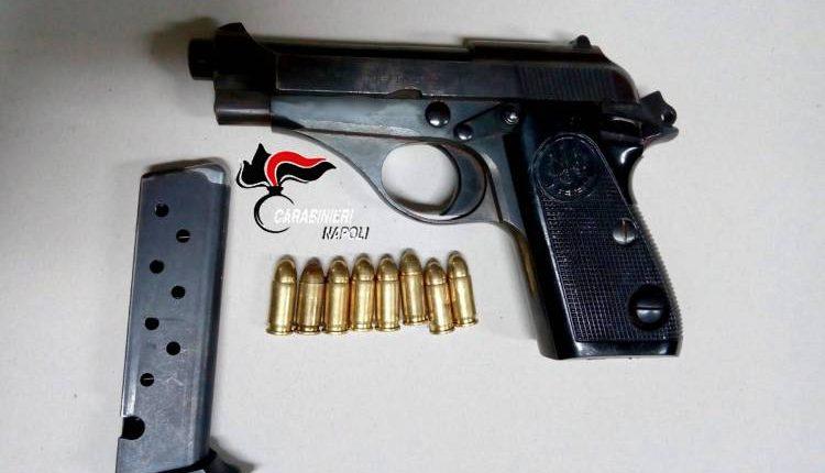 """I Carabinieri sequestrano 2 pistole nella """"219"""""""