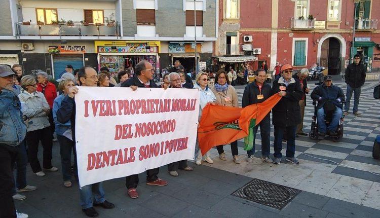 Riceviamo e pubblichiamo – Il Nosocomio Dentale deve tornare ad essere per la Città di San Giorgio luogo di solidarietà per gli anziani poveri e per le persone bisognose