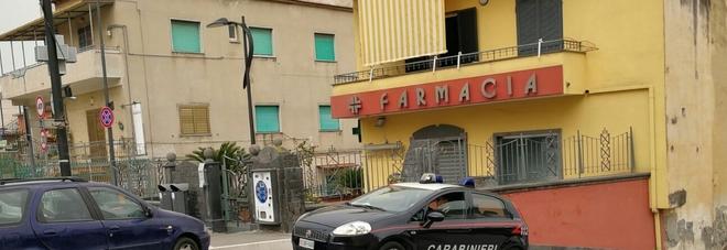 Rapina in farmacia nel Vesuviano,i carabinieri fermano un 45enne