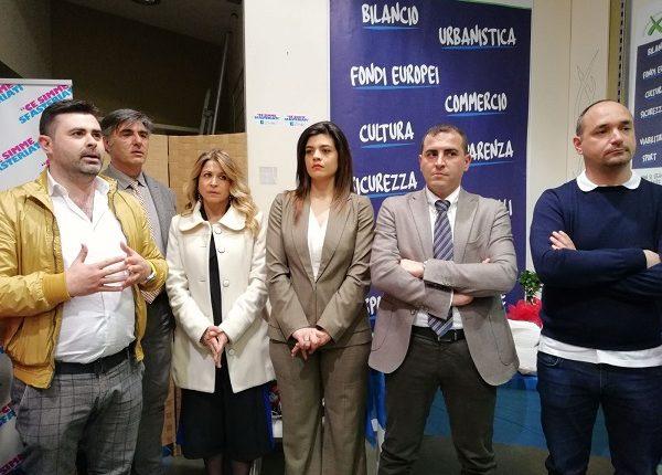 """Oltre 100 persone all'inaugurazione del comitato elettorale di Viscovo: """"Obiettivo rivoluzionare Volla"""""""