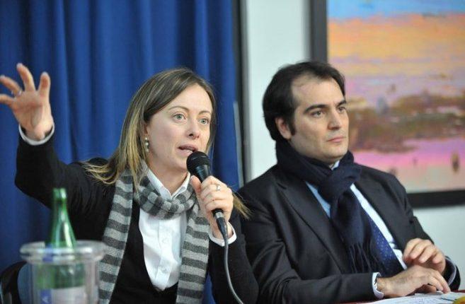 Cambi ai vertici di Fratelli d'Italia: Gimmi Cangiano è il nuovo coordinatore regionale del partito