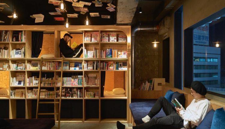 BOOK AND BED – Nella Libreria Mondadori di via luca Giordano al Vomero il nuovo concept come a Tokyo