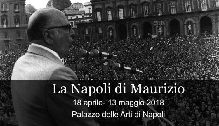 """""""La Napoli di Maurizio. Fotografie ed eventi sugli anni Settanta"""": dodici grandi fotografi al Pan ricordando Maurizio Valenzi"""