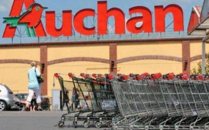 Campania, per Auchan tavolo presso unità di crisi nazionale