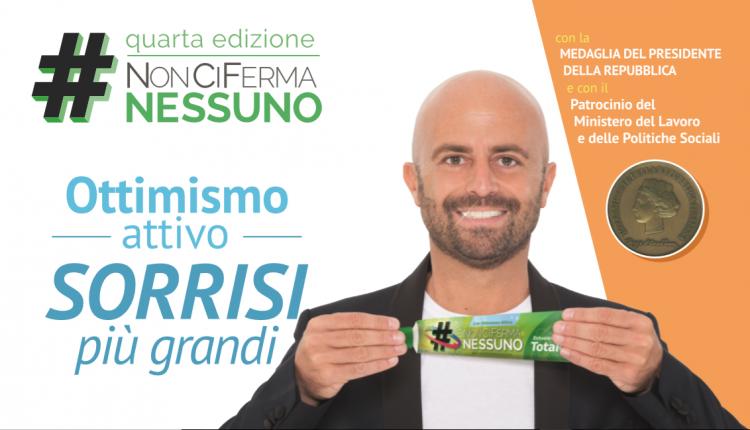 Torna a Napoli #NonCiFermaNessuno il tour motivazionale ideato da Luca Abete: il 17 aprile nell'aula Pessina di Giurisprudenza
