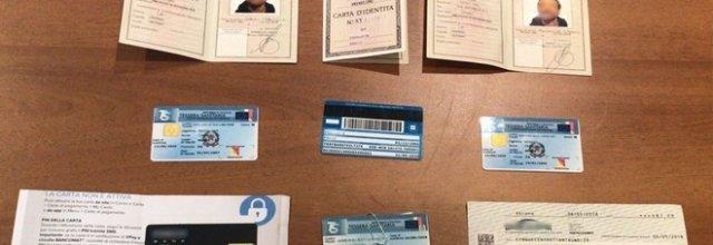 Documenti falsi e assegni postdatati: arrestato 25enne al rione 219 di Marigliano
