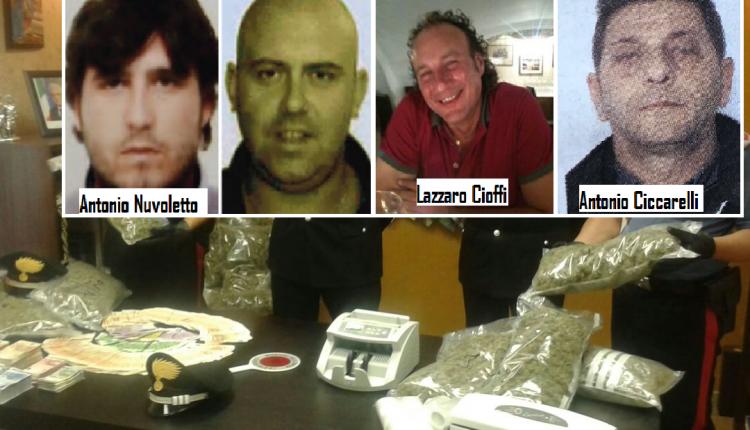 traffico di droga internazionale, oltre 50 arresti