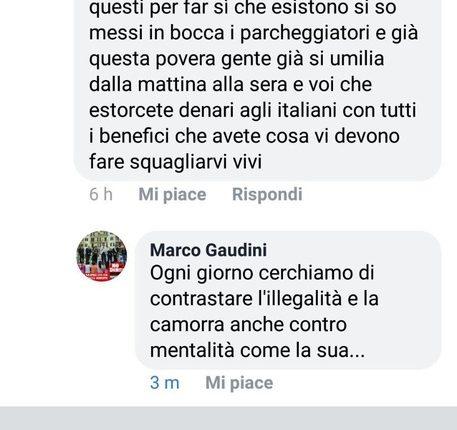 """Minacce ai Verdi dopo dossier su parcheggiatori""""Vi devono squagliare vivi"""""""