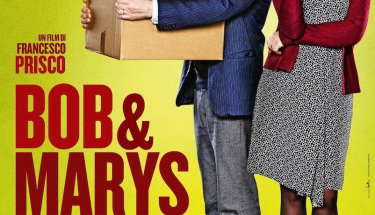 Venerdì 6 aprile alle ore 20,30 al Cinema Metropolitan:Francesco Prisco, Rocco Papaleo e Andrea Di Maria per la prima di Bob & Marys criminali a domicilio
