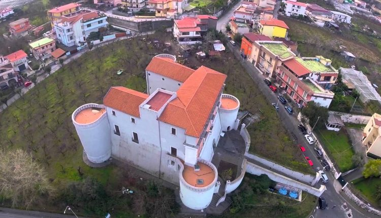 """Somma Vesuviana, il monito di Allocca: """"Amministrazione ci dica cosa vuole fare del Castello D'Alagno"""""""