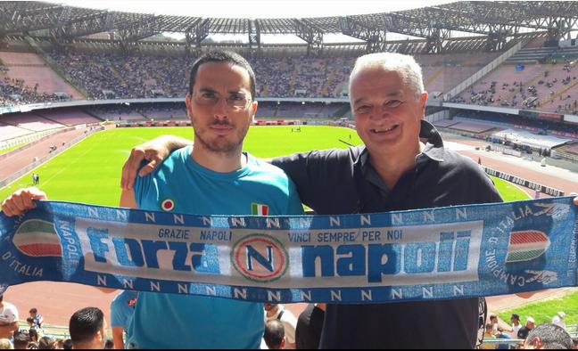 """Ecco l'Unione Napoletana Ingegneri Tifosi: """"sostenere incondizionatamente la squadra del Calcio Napoli, senza pregiudizio di etnia, religione, politica, e nel pieno rispetto della libertà e dignità degli associati"""""""