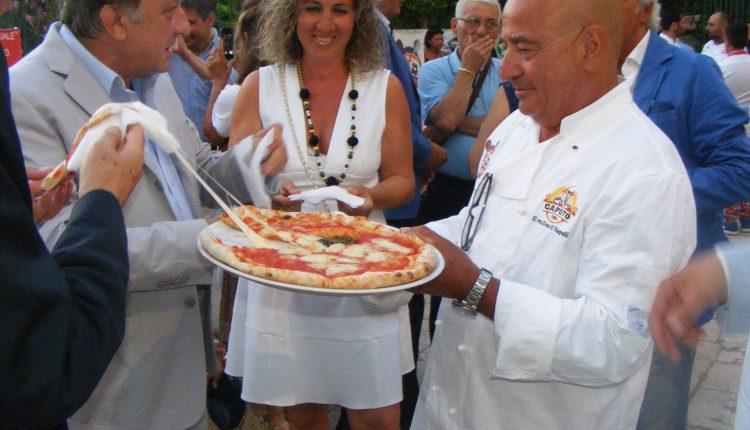 PIZZA SOTTO IL VESUVIO – La Festa della pizza organizzata a San Sebastiano dall'Aicast