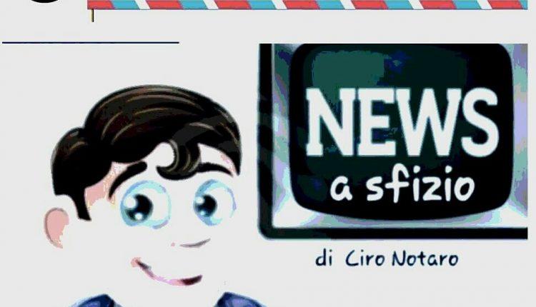 """LE NOTIZIE A SFIZIO… di Ciro NOTARO: """"IL CAFFÈ  NELLA BARA…CHIST SO' PAZZ!!!"""