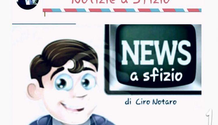 Le NOTIZIE a SFIZIO di Ciro NOTARO: GRAVIDANZA SI…GRAVIDANZA NO…?BASTA UN CLICK !