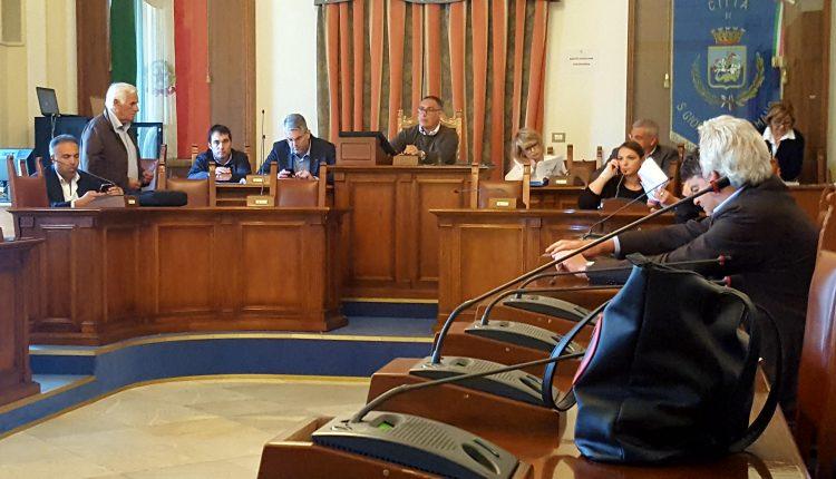 San Giorgio a Cremano – La maggioranza si vota il bilancio 2017