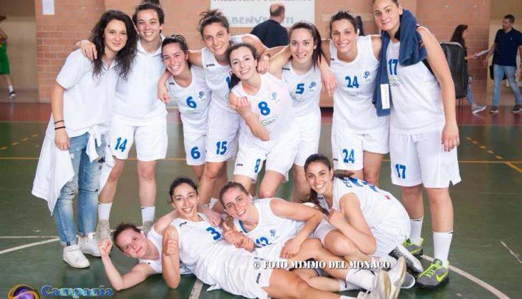 L'Azzurra Cercola in  finale Play Off del Campionato di Serie B femminile